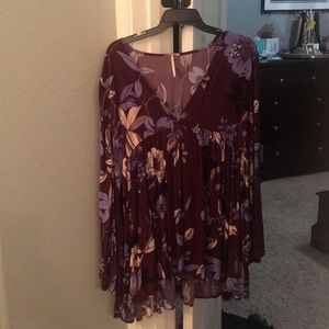 Never worn Free people size large